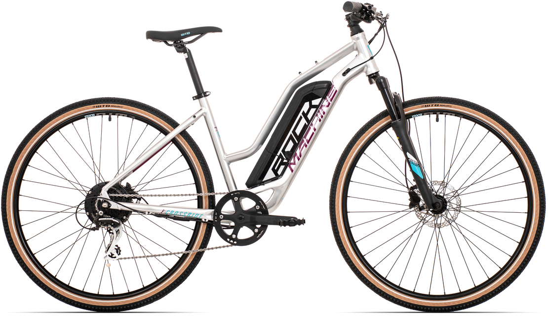 CROSSRIDE e350 LADY (incl. battery 500Wh)